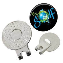 Magnetic Clip Golf Place Marker