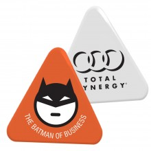 Triangle Button Badges