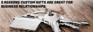 5 Reasons Customised Gifts Create Lasting Business Relationships