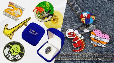 The Definitive Guide To Lapel Pins & Badges