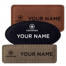Leather Name Badges