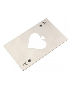 Playing Card Bottle Openers