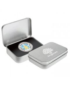 Brushed Tin Medal Presentation Case