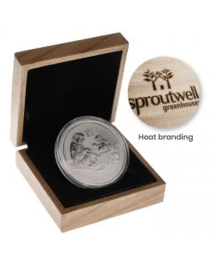 Wooden Medal Gift Box